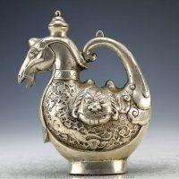 Tibetan Silver Horse