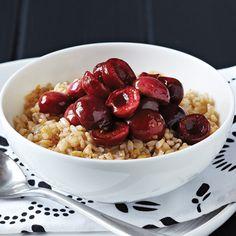 Breakfast Rice Pudding Bowl