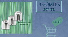 Efor promosyon kodu ile 3 gömlek 207 TL yerine 149 TL  http://indirimkodun.com/kupon/efor-hediye-ceki-ile-3-gomlek-149-tl/