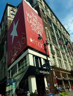 Macy's Herald Square (New York City): Top Tips Before You Go - TripAdvisor