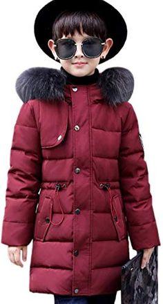 Mud Kingdom Little Boys Girls Vest Warm Jacket Stand-up Collar
