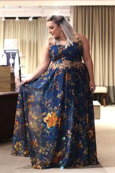vestido de festa plus size para convidada de casamento