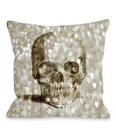 Hamlet pillow!