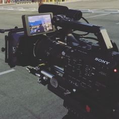 Some BTS with the Sony FS5 action with the Movcam VCT-14 shoulder plate and rods. #sonyfs5 #fs5 #fs7 #sonya7sii #sonya7rii #sonyfs7 #cameraoperater #director #directorofphotography #chrosziel #sachtler #timelapse #thatwasfast #director #production #producer