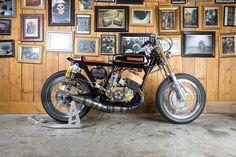 Kawasaki 500 H1 1969 #Mhc Workshop