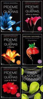 Libros, historias y yo: Conociendo a Megan Maxwell Megan Maxwell Libros, Books To Read, My Books, Mom Day, I Love Reading, Hush Hush, Romance, Book Series, Book Quotes