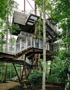 treehouse materiais