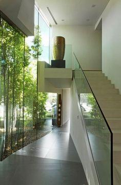 hängeleuchten wohnzimmer kamin fellteppich pflanzen | Leuchten ...