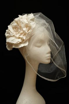 Wedding Collection | David Dunkley Fine Millinery