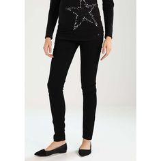 Esprit Maternity Jeggings ($79) ❤ liked on Polyvore featuring pants, leggings, denim leggings, jean leggings, esprit leggings, jeggings pants and esprit pants