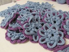 Isabella crochet afghan pattern at www.SkerinKnittingandCrochet.com