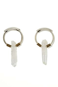 Medina Hoop Earrings