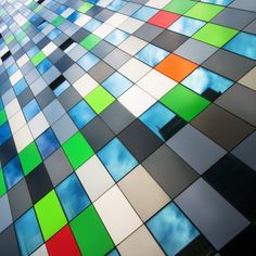 Windows and Colors by Jaap Koer