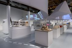 """The Indicator: Two Shows, Many Cities: """"A New Scuplturalism"""" at MOCA and """"Never Built"""" at the A+D Museum"""