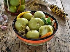 Gogonele murate pentru iarna – video Pickling Cucumbers, Pickles, Fruit, Recipes, How To Make, Food, Canning, Recipies, Essen