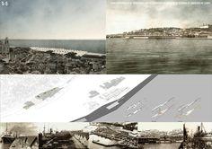 Aires Mateus Associados, Gonçalo Byrne, arquitectos Lda. · New Cruise Terminal…