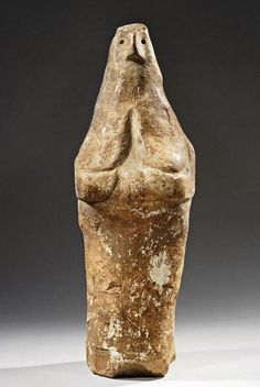 "Stone Bird Tribe Goddess ""Effigy"" 