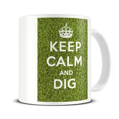 Magoo Keep Calm and Try MUG - rugby gifts Presents For Teachers, Gifts For Dad, Gifts In A Mug, Nurse Mugs, Nurse Gifts, Keep Calm Mugs, Fathers Day Mugs, Birthday Mug, Golf Gifts