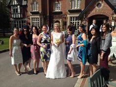#wedding #friends #thevilla