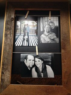 Sting picture frames