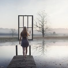 """""""Window Lust"""" by Rob Woodcox, via 500px."""