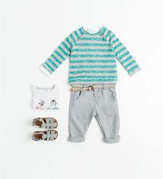 LOOKBOOK - 赤ちゃん男の子 - 子供 | ZARA 日本