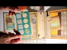 8x8 Flip Pocket Mini Album
