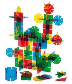 Image result for acrylic interlocking builders for kids