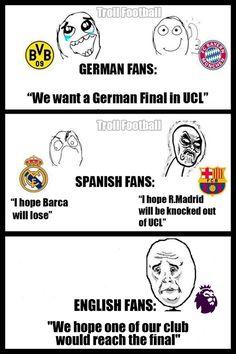 LOL Football Troll, Football Jokes, Football Stuff, Messi Pictures, Soccer Jokes, Sports Memes, Happy Life, Funny Memes, Rage Comics