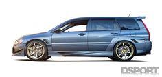 Cool Mitsubishi 2017: Mitsubishi Lancer Evolution III Wagon - More information Check more at http://cars24.top/2017/mitsubishi-2017-mitsubishi-lancer-evolution-iii-wagon-more-information/