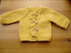 Cascade cardigan, free pattern by Raya Budrevich for Petite Purls