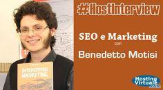 #HostInterview: SEO e Marketing con Benedetto Motisi