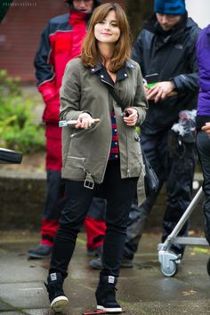 Jenna Coleman, possibly the most adorable lady on the planet?