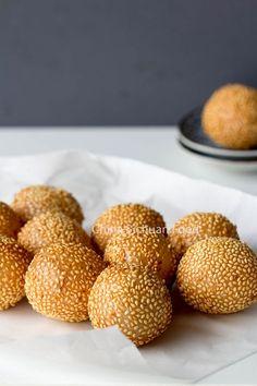 sesame balls-a classic dim sum dishes