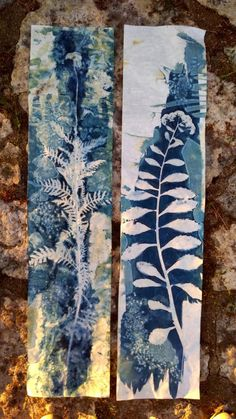 Sun Prints, Nature Prints, Art Textile, Textile Artists, Monoprint Artists, Art Et Nature, Gelli Arts, Arte Sketchbook, Cyanotype