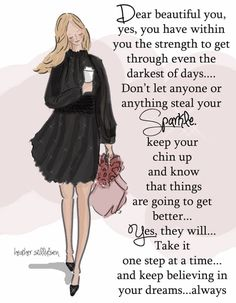 Items similar to Cards for Women - Dear Beautiful You, Dark Days - Greeting Cards - Quotes for Women - Art for Women - Inspirational Art on Etsy Positive Quotes For Women, Strong Quotes, Me Quotes, Qoutes, Motivational Quotes, Lady Quotes, Patient Quotes, Encouraging Quotes For Women, Favor Quotes