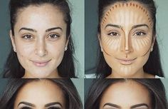 How to Contour and Highlight Makeup Tutorial