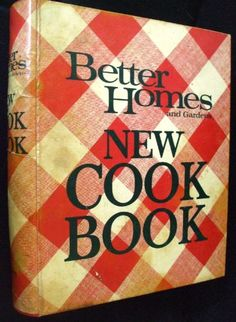 Better Homes and Gardens New Cookbook 1976 Revised Edition [Ring-bound] by Better Homes and Gardens,http://www.amazon.com/dp/B0046QR57U/ref=cm_sw_r_pi_dp_eAIktb1C0TNCGJA4  ~mine is paperback. It is one of my favorite cookbooks. The recipes are straight forward and I just substitute with butter when shortening is called for. This is one of the only, if not the only, cookbooks without photos that I own.