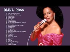 Diana Ross Greatest Hits || The Best Of Diana Ross 2016 - YouTube
