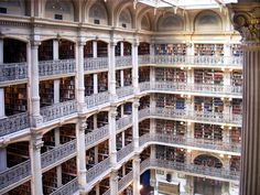 Research Library, Johns Hopkins