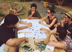 Join this 4-day course to design your own project using permaculture principles and ethics.