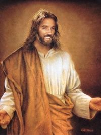 La prière de l'impossible à Sainte Rita de Cascia... Jesus Smiling, Image Jesus, Jesus Our Savior, King Jesus, Jesus E Maria, Pictures Of Jesus Christ, Religious Pictures, Jesus Christus, Saint Esprit