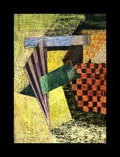 Abstract Giclee on Paper 10 x 12 by awakeningartbysari on Etsy, $75.00