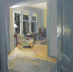 Carole Rabe ~ Living Room Night