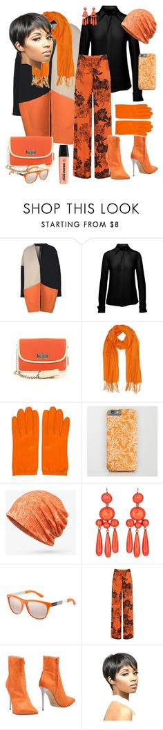 """""""POW! BAM! BOOM!"""" by kaylyn-80864 ❤ liked on Polyvore featuring Zero + Maria Cornejo, Ralph Lauren Collection, Forever 21, Mila Schön, Hermès, Marc by Marc Jacobs, Luca Valentini, WithChic, Stabilo and parisfashionweek"""