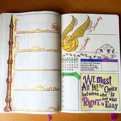 Harry Potter spread