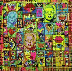 Summer by Wlad Safronow. (Pop Art)