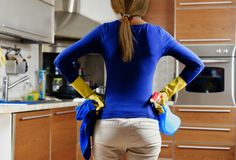 10 Hidden Areas in Your Kitchen that are Really Dirty