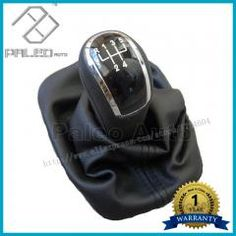 Atv,rv,boat & Other Vehicle Brilliant Silver Gear Knob Shift Boot No Base Frame 5 Speed For Jetta Bora Mk4 Truck Parts