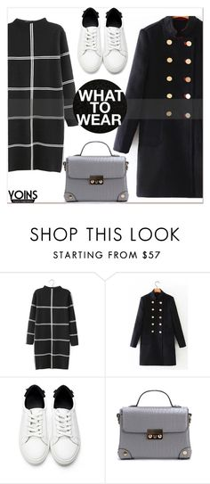 """WHAT TO WEAR x YOINS"" by gigi-lucid ❤ liked on Polyvore featuring Momeni, yoins, yoinscollection and loveyoins"